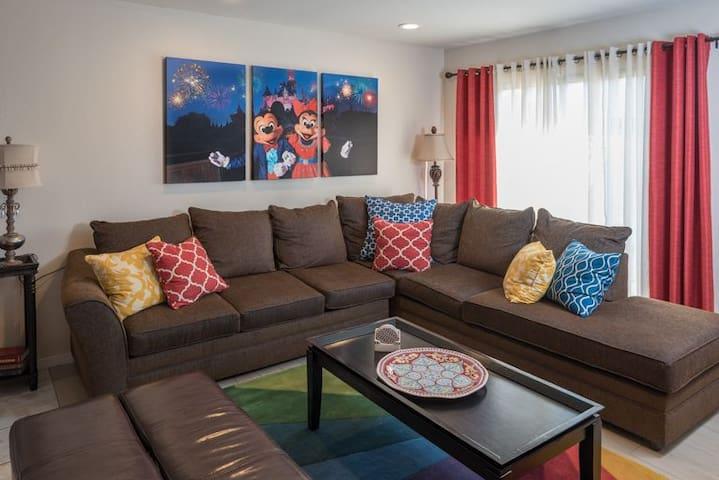 CLOSEST WALK TO DISNEY-Pool & Spa 2 - Anaheim - Appartement en résidence