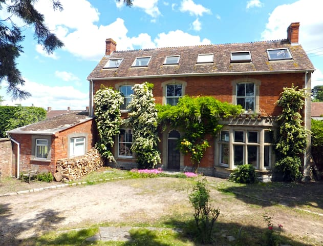 Burrow Farm B&B or Self Catering, Double En-suite