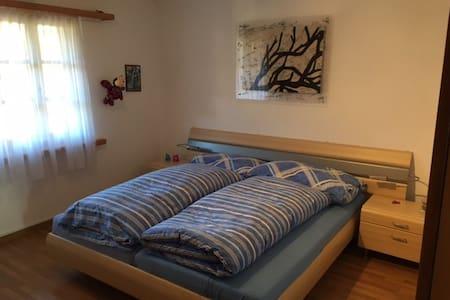 Heidner Bijou - Vaz/Obervaz - Apartament