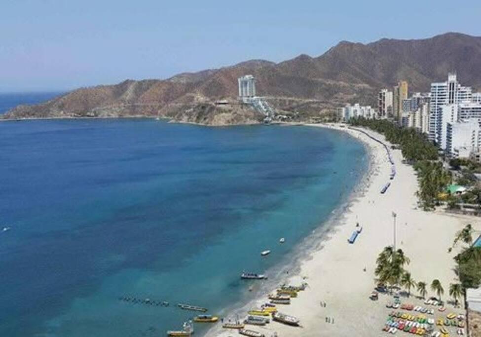 Playa de Rodadero