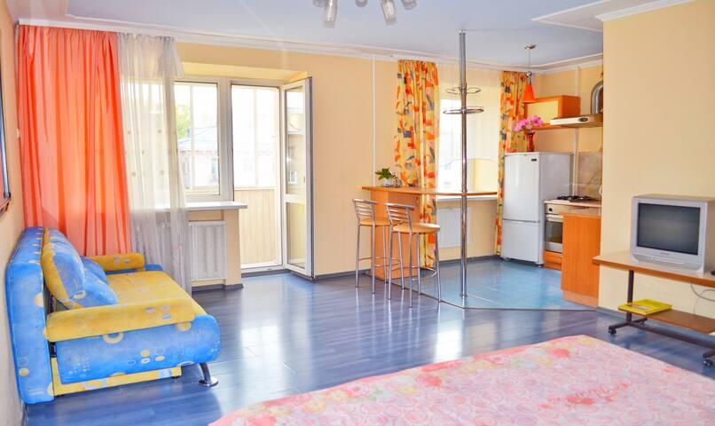 Апартаменты в центре Перми Квартира на сутки - Perm - Apartment