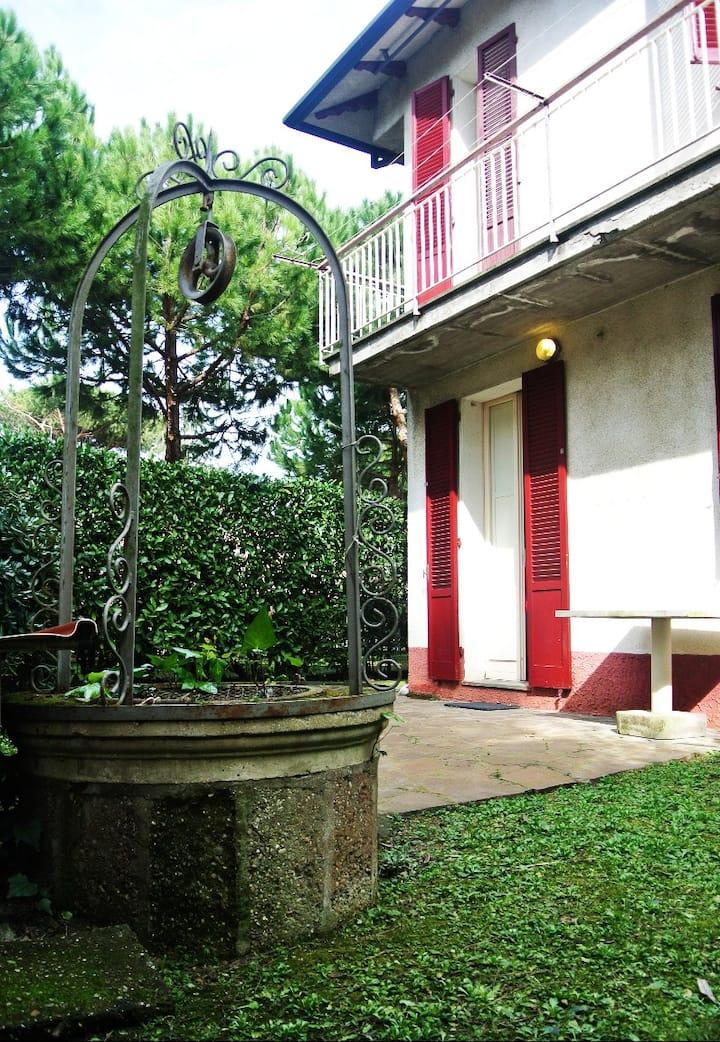 La comodità di Villa Vittoria