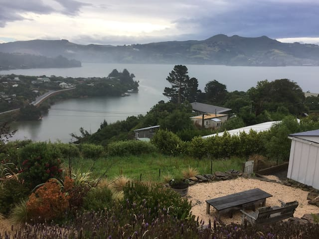 Panorama Cottage - Otago Peninsula - Dunedin