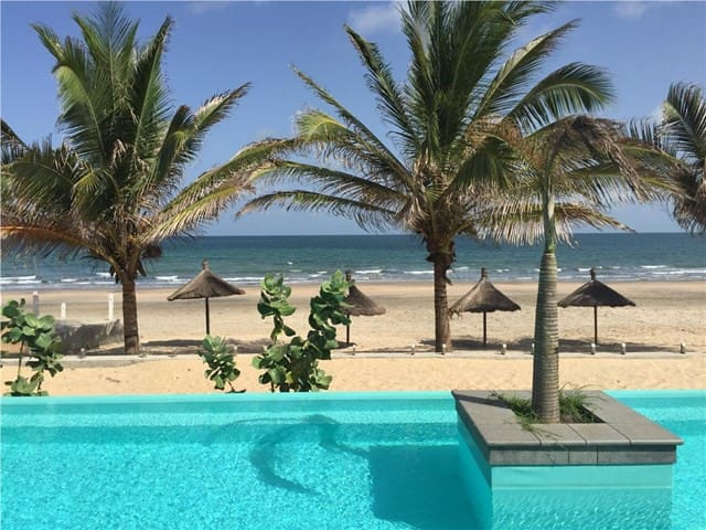 Djembe Beach Resort - Deluxe Double Room