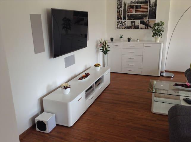 Luxusní byt v rezidenci v Ústí nad Labem - Ústí nad Labem