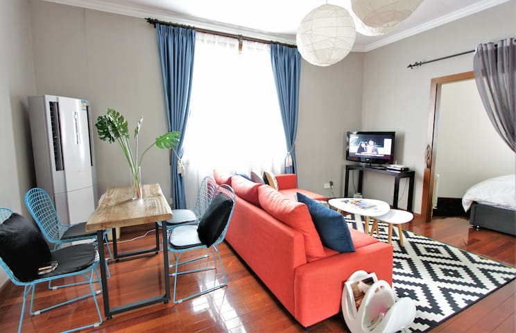 【EXEC SUITE】3min to Nanjing Rd Subway (Line 2/12)