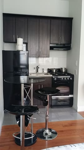 Contemporary Studio(all equipped) apt, renovated - Fairview - Byt