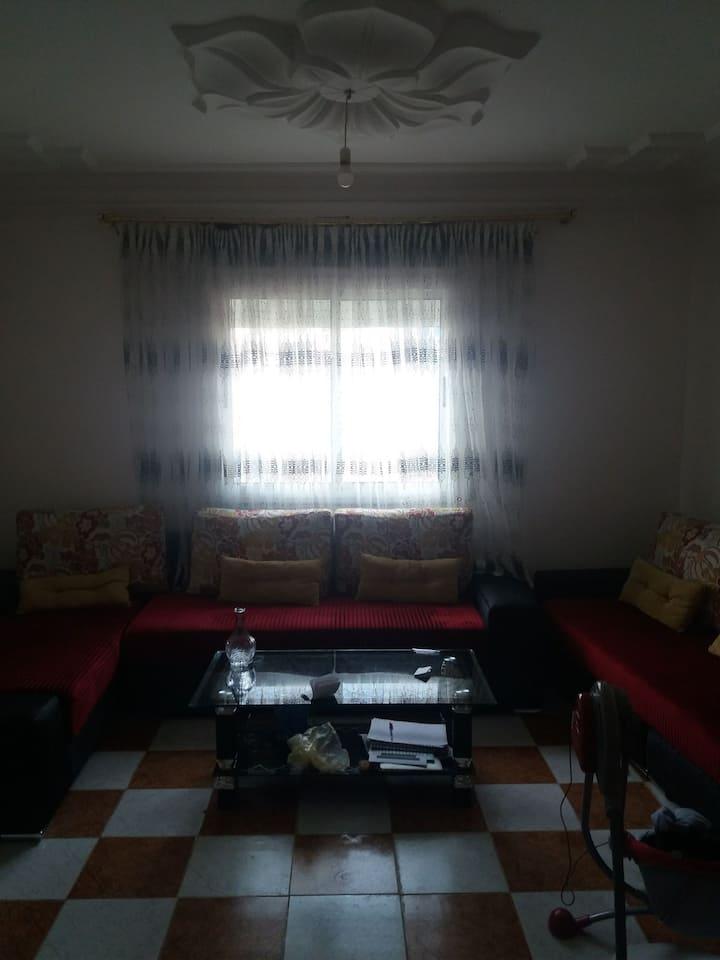 Nabil's House