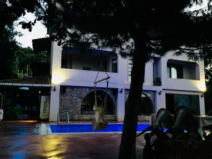Kaltur Butik Otel Dağ Evi Villa  Doğa ile başbaşa