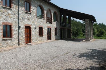 """"""" Villa Il Croce"""", Piacenza, Italy"""