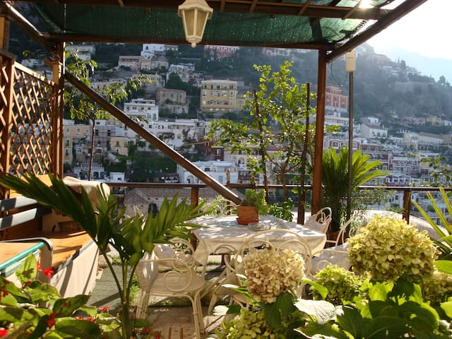 Serenity - Positano - Apartment
