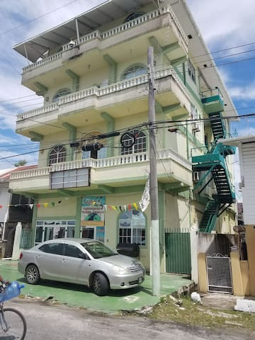 Habitación privada en apartamento de 2 dormitorios