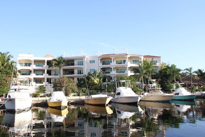 Apartment - Aventuras Club Marina - Puerto Aventuras - Appartement