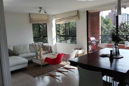 Great & Cozy apt in El Poblado! - Medellín