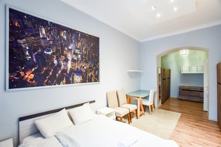 Stone Angel Apartment close to the city centre