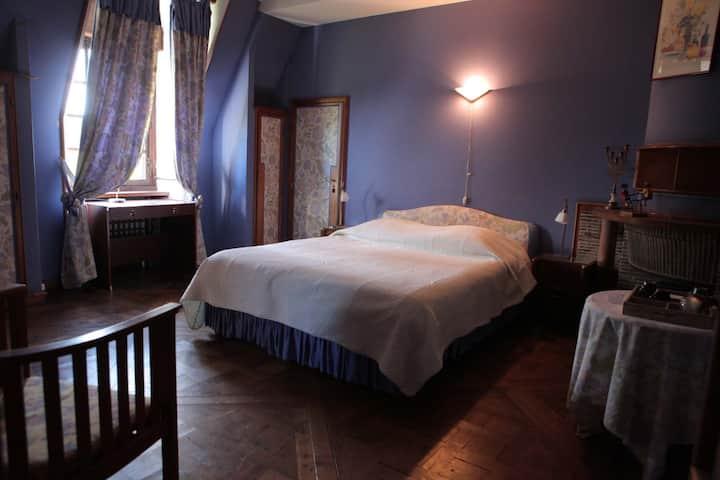 La Lilas, Chambre Familiale privée du Manoir