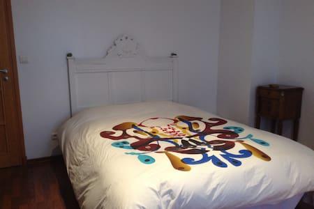 Grande chambre calme et lumineuse - Givenchy-en-Gohelle - Casa