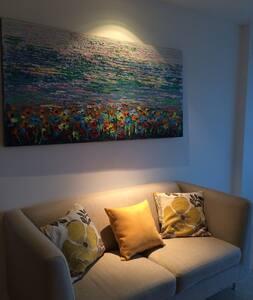 vista al lago, tranquilidad y luminoso - Apartment