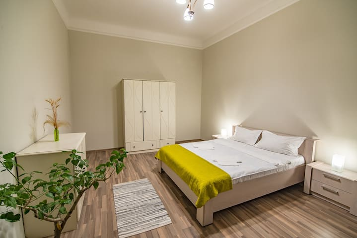 Bed&Wine Premium Apartment in the Center of Oradea