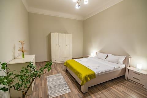Bed&Wine Premium Apartment in the Center of Oradea