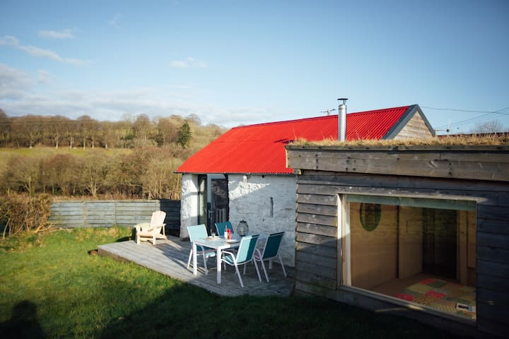 The Dairy Shed, converted stone barn nr. Aberaeron