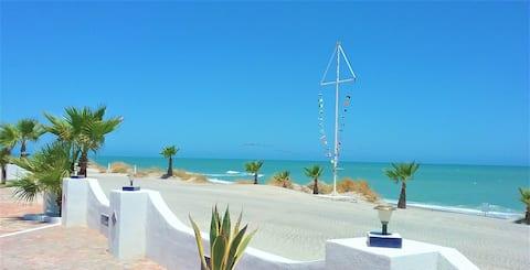 Кондо на пляже 3, романтический отдых, омоложение!