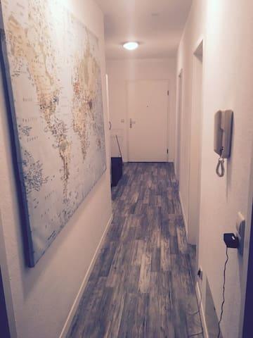 Schickes Zimmer ideal für Kurztrips - Speyer