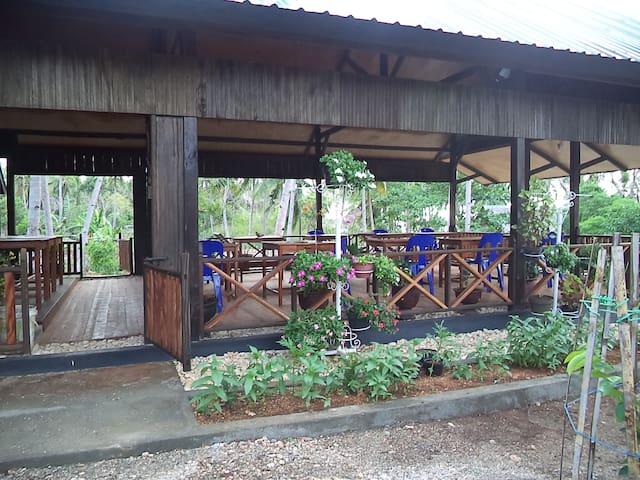 Patilampangang Beach Resort