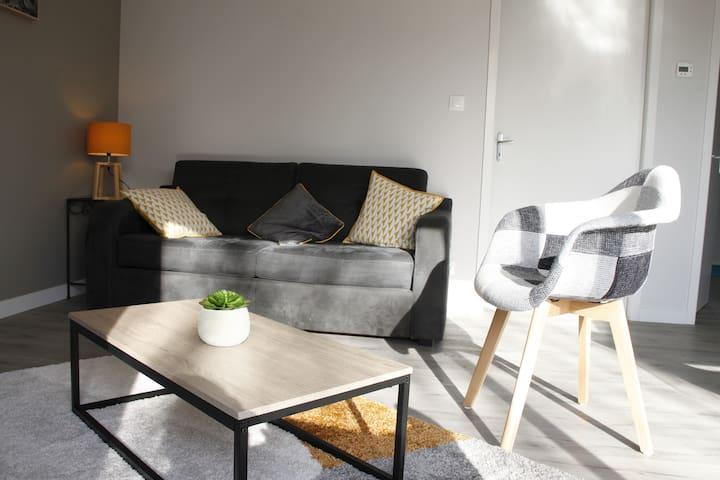 Maison à vivre proche Puy du Fou & Marais Poitevin