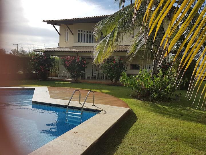 Paraíso com conforto e segurança em Aracaju