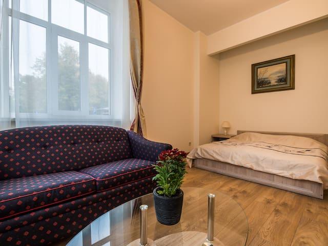 AmberHome - Liepāja - Appartement