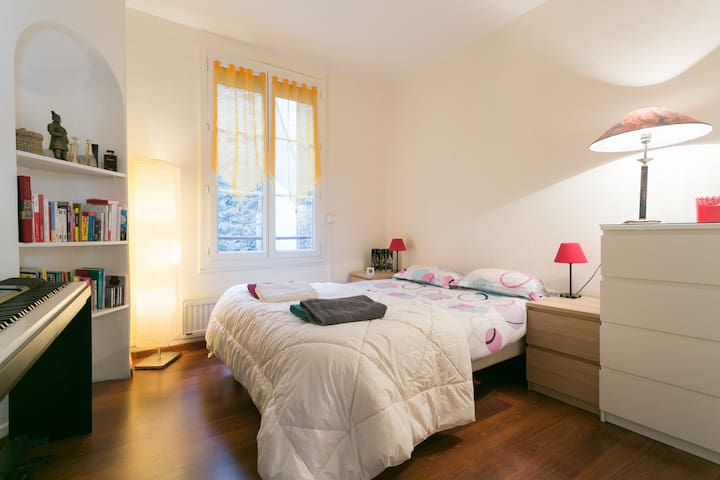 Lovely apartment right by Paris - Ivry-sur-Seine - Appartamento