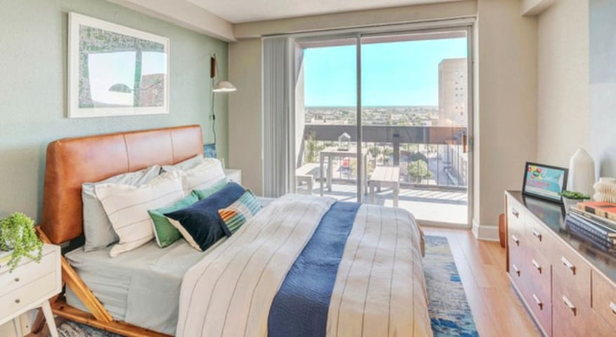 Luxury Downtown Apartment Close to Everything!