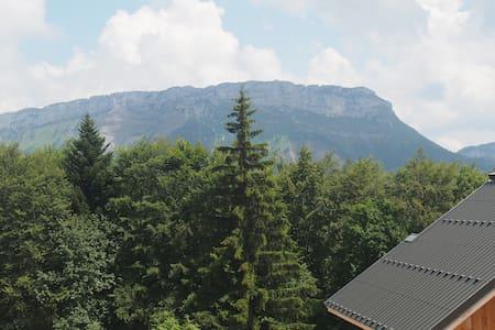 Chalet les Belledonnes - Saint-Alban-Leysse