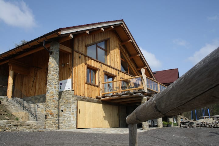 Accomodation in Alpin style - Cottage Rozarka