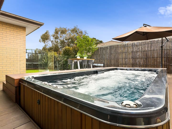 Relaxing Family Holiday House - Mount Martha