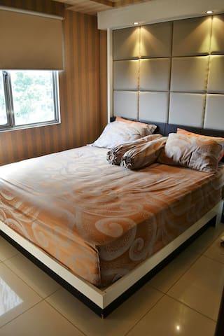 Cozy space next to Supermall - Surabaya - Apartment