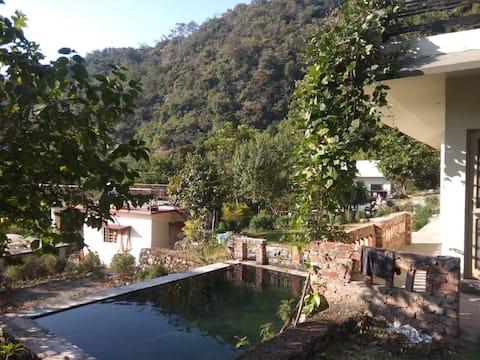 Vishranti- Living with the nature