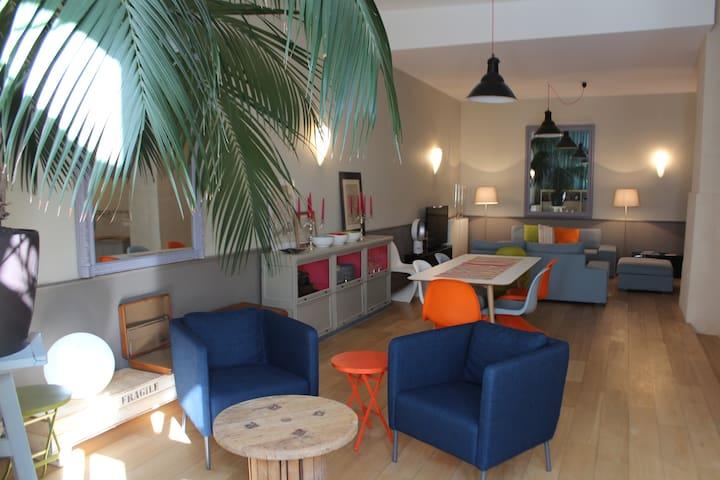 Loft In Versailles - Loft au RDC - proche Paris