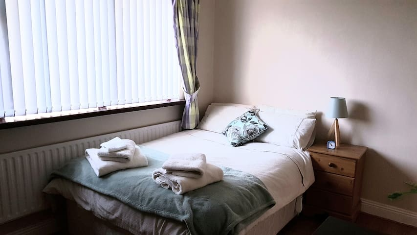 TRANQUILLITY Double Room in quiet area