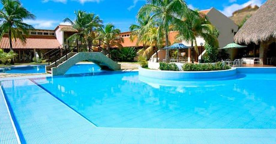 Semana/Week en Casas del Sol, Margarita, Caribe