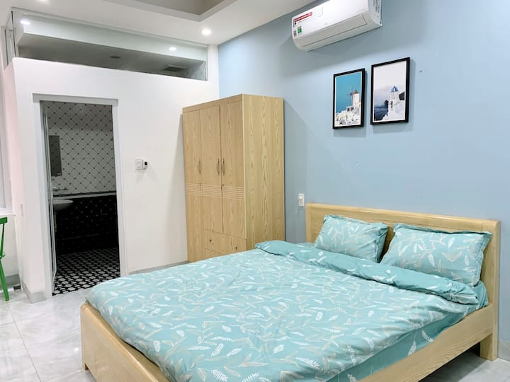Private_Modern Room for2/3  *5mins to beach*304