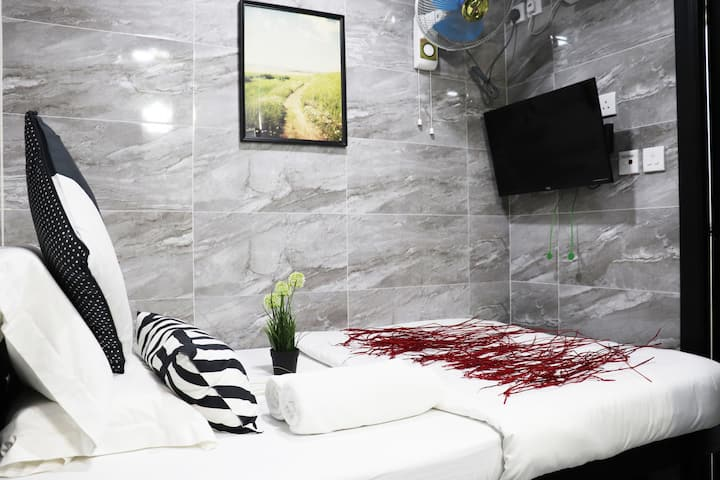 Deluxe Double Room With Private Bathroom #1
