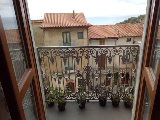 Dimora nell'antico  palazzo Pisciotta  Cilento