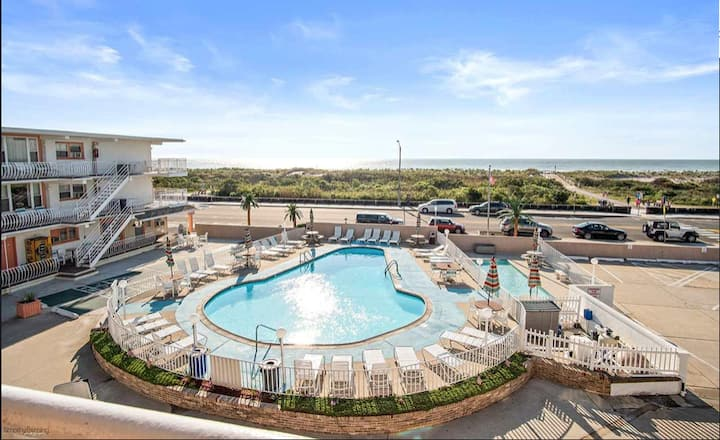 Beachfront Paradise in North Wildwood, NJ