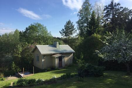 Cosy little cottage for two near Fiskars Village