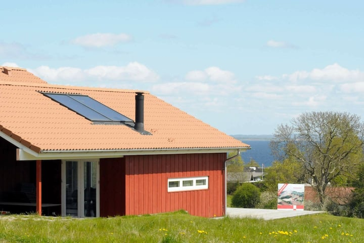 Cozy Holiday Home in Augustenborg with Sauna