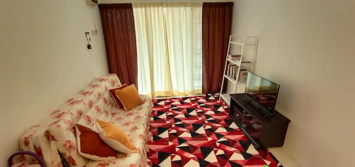 MANGO Guesthouse at Sepang - 10min to KLIA&KLIA2