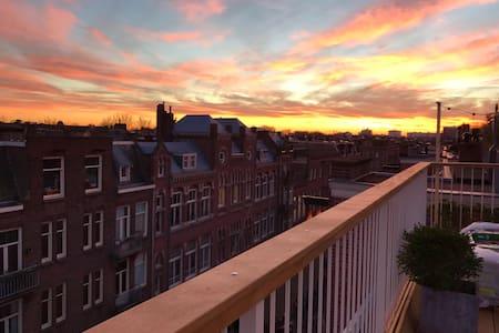 Room in Rooftop Loft near Vondelpark - Amsterdam