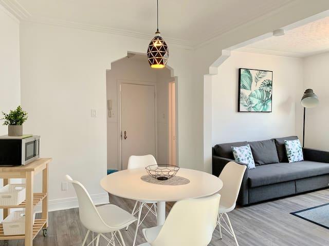 Suite D- Vieux Québec